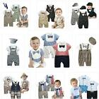 Baby Boy Clothes - Smart & Pageant Boy Complete Outfit (Wedding / Party) 0-24M