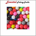 SEA FISHING RIG BEADS - 6mm & 8mm  - ALL COLOURS - PACK OF 200