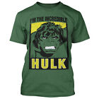 The Incredible Hulk T-Shirt - I Am... Grün
