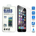 Premium Real Tempered Glass Film Screen Protector for Apple iPhone 6 6s Plus