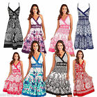 SARAH-P PRETTY STRAPPY COTTON EMBROIDERY PARTY DRESS SIZE 10-20 * SALE *