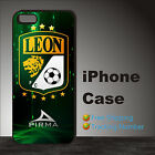 Leon Club Football Soccer Team Cover iPhone 4s 5s 5c SE 6+ 6s+ 7 8 X Case #OMa