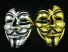V for vendetta Mask Halloween Mask Men Show Party Guy Fawkes Anonymous Cosplay