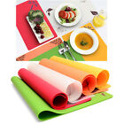 Korea Silicone Dining Table Place Mat 2 Kitchen Cooking Tool Non Slip 1 Sheet