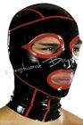 R0540 Rubber Latex DELUXE HOOD (Without Pony) WESTWARD BOUND HOOD Slight Seconds