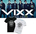 Hot Sale VIXX V.I.X.X Tee Soft Cheap T-shirt unisex Kpop New casual wear US1 HF6