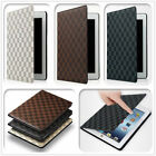 Luxury Leather Smart Case Stand Cover For Apple iPad2 3 4 Air Air 2 mini 2/3/4