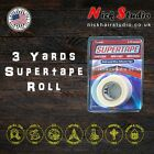 SuperTape - WIG TAPE for Wigs/ Toupees/ Super tape (3 yrds) Fast Dispatch UK