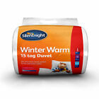 Silentnight Winter Warm Duvet - 15 Tog