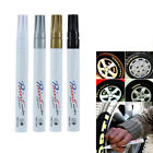 2pcs Permanent Plastic Paint Marker Pen Motorcycle Car Tire Painting Ink Marking