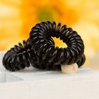Benefit 10PC Elastic Rubber Hairband Phone Wire Hair Tie Ring Rope Band Ponytail