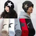 Casual Women Men Note Five Hip-hop Baggy Beanie Hat Dance Cotton Blend Cap hot