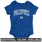 Philippines One Piece - Pilipinas Pinoy Baby Infant Creeper Romper - NB to 24M