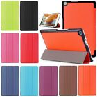 Tri-fold PU Leather Case Cover For 8''ASUS Z380 Tablet