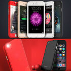 Hybrid Tempered Glass Acrylic Hard Case Cover Skin For iPhone 6/ 6 Plus  i%r8
