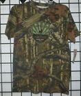 Farm Boy Short Sleeve T Shirt, Mens Farm Boy Mossy Oak Shirt F14133179. NWT Camo