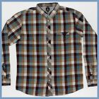 QUIKSILVER Mens Shirt *Size:M L*NEW Long Sleeve Casual Top Genuine AUSSIE SELLER