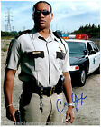 CEDRIC YARBROUGH RENO 911 AUTOGRAPHED PHOTO BEAUTIFUL SIGNATURE 8X10 #1