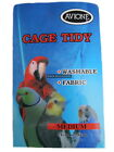 Seed Catcher Cage Small to Large cloth with elastic whole cover bird Tidy Avione
