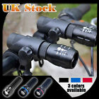 2x CREE Q5 LED Mountain Bike Bicycle Cycle Front Lights+5 LED Rear Light