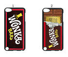 Willy Wonka Golden Ticket Chocolate Bar Case Cover For ipod Touch 5 5th
