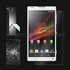 Premium Tempered Glass Screen Protector Film for Sony Xperia ZL C6502 ZQ C6503