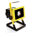 30W 2400LM Rechargeable XM-L L2 LED Cordless Flood Spot Lamp Outdoor Work Light