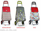 Lightweight Shopping Trolley 40L Travel Luggage Outdoor Insulated Storage Bag