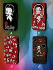 BETTY BOOP DESIGN DISNEY CARTOON WALT FAUX LEATHER FLIP PHONE CASE COVER L9 £9.99 GBP