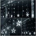 christmas outdoor star lights