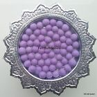 1.5cm Felt Ball Nepalese Handmade Lilac Color Woolen Pom Pom Bead DIY Crafts