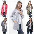 Ladies Jacket Size 8/10/12 Women's Cape Long Sleeve with Pockets