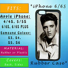 ELVIS PRESLEY CLASSIC Apple iPhone Samsung Galaxy Phone Case SE S7 Rubber