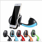 New 360°Rotating Universal Car Windshield Mount Holder For Cell Phone GPS