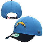 NFL San Diego Chargers New Era Adult Fundamental Tech Blue Adjustable Hat Cap $19.95 USD on eBay