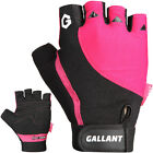 Gallant Ladies Fitness Training Weight Lifting Gym Workout Gloves Bike Wear Pink