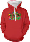 Why Can't We All Just Get A Bong Stoner Weed Bud 420 2-tone Hoodie Pullover