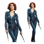 Adult Womens Black Widow Avengers 2 Age of Ultron Costume