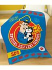 postman pat bedding