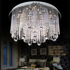 Modern 45cm LED Crystal Ceiling lights Restaurant lights chandeliers 2138-450H