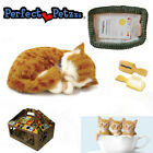 Perfect Petzzz ORANGE TABBY Sleeping Pet Soft Fur Breathing Toy Gift Pack