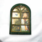 2 X Fairy-Nymph-Pixie Home-House 3D ARCHED Window Kit 2 sizes MDF or Ply 3Pc