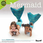 UK Made Little Toddler MERMAID TAIL Age 3-4 Years Foot Access (No Fin or Top)