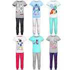Disney Official Character Gift Ladies Pyjamas
