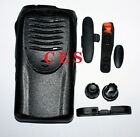 New Black Replacement Front Housing  Case For Kenwood TK-2160 Two-way Radio