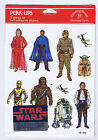Star Wars Drawing Board Perk Ups Stickers MIP 1977 Unused
