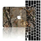 "CAMO Camouflage Painted Hard Logo Cut Case Cover For Macbook Pro 13""15""Air 11""12"