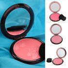 Cosmetics Makeup Face Blush with Mirror Brush Professional Fashion