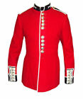 WELSH GUARDS TROOPER TUNIC - RED - CEREMONIAL - USED - VARIOUS SIZES AVAILABLE