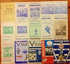 Featherstone Rovers Rugby League Programmes 1960 - 1989